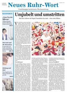 Neues Ruhr-Wort Nr. 10/2015