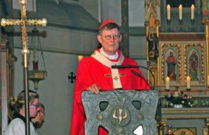 Kardinal Woelki im Mauritusdom in Hattingen. Foto: Asgard Dierichs