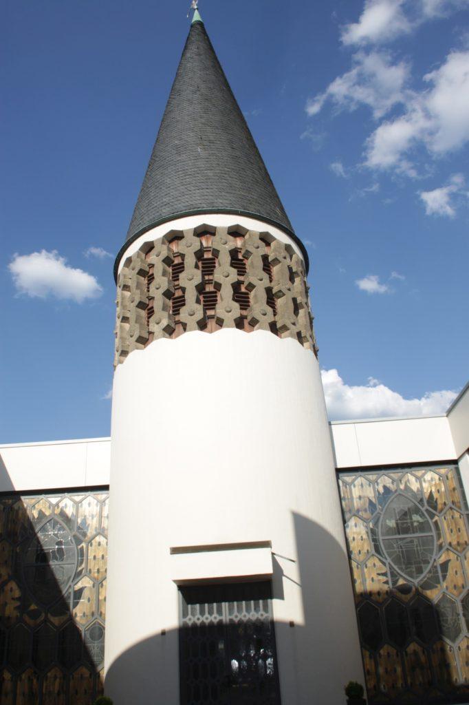 St.-Josef-Kirche in Kierspe. Foto: Görlitzer