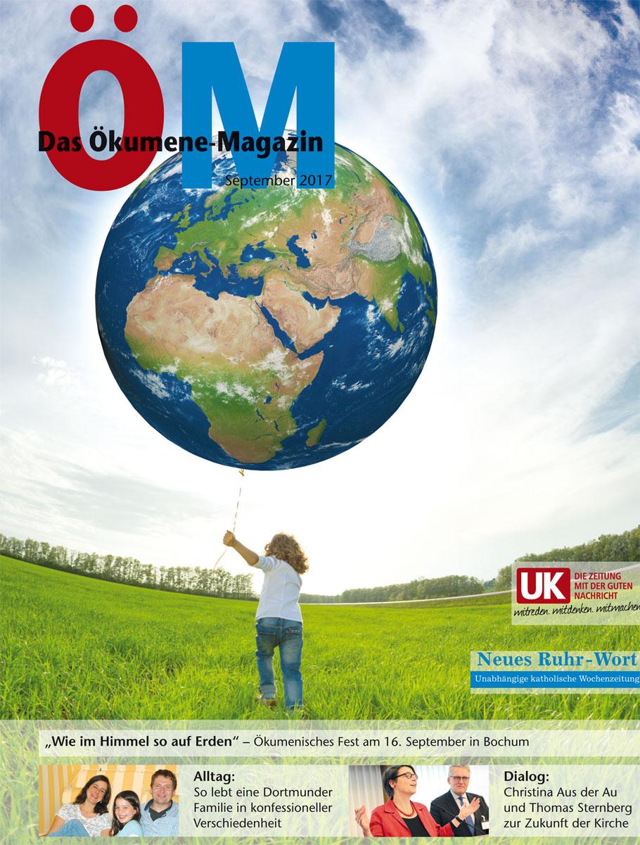 ÖM - Das Ökumene-Magazin